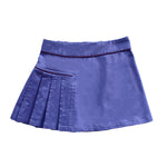 Pleated Skirt - Blue Ridge