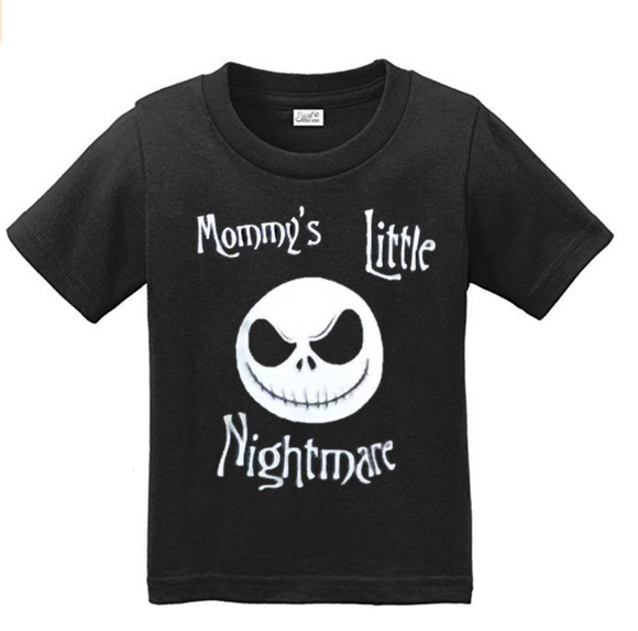 Mommy's Little Nightmare Tee