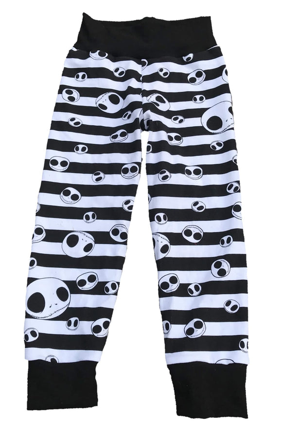Nightmare Stripe Joggers