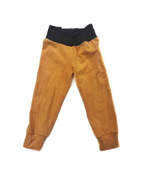 Mustard Joggers-Thanksgiving Style
