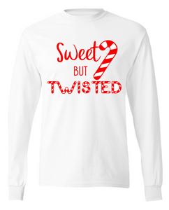 Sweet but Twisted - Christmas Tee