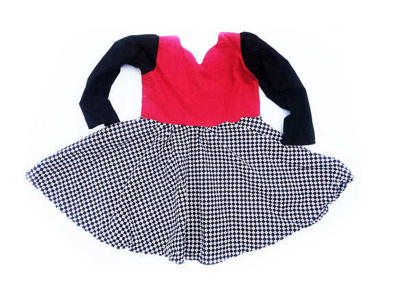 Queen of Hearts Dress- Valentine's Day Collection