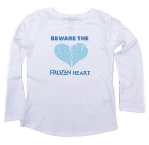 Beware the frozen heart - Valentine's Day collection