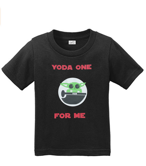 Yoda one for me tee - Valentine's Day Collection