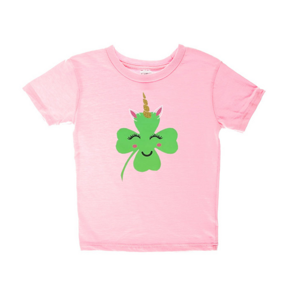 Unicorn Clover- St. Patrick's Day Shirt