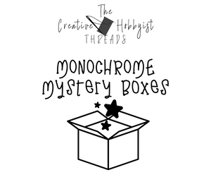 Monochrome Mystery Box