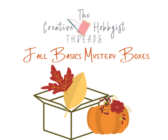 Fall Basics Dolly & Me Mystery Box