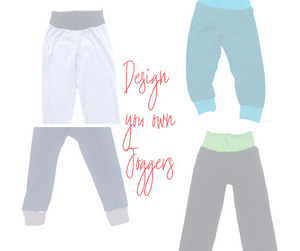 Design your own  Solid Joggers
