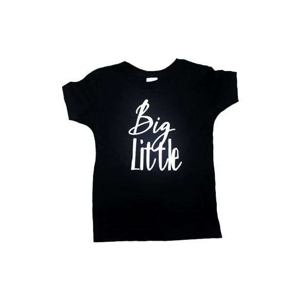 Big little Tee