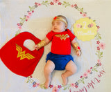 Wonder Girl Cape