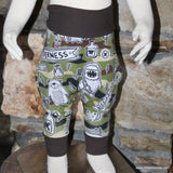Handcrafted Children's Clothing, Clothing for Children and Parents, Camouflage Hipster Harem Pants, chi-fashionista
