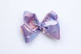 Irridescent Purple/Pink Ribbon Bow