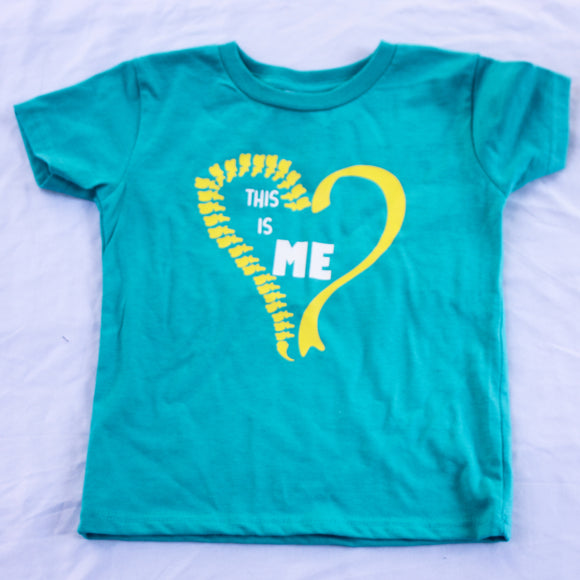 This is Me- Spina Bifida Awareness Tee