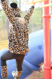 Leopard Print Cozy Sweater