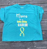 Mama to a Spina Bifida Warrior (Other Names available)