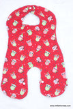 Christmas Owl Body Bib