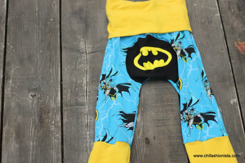 Batman Grow With Me Pants