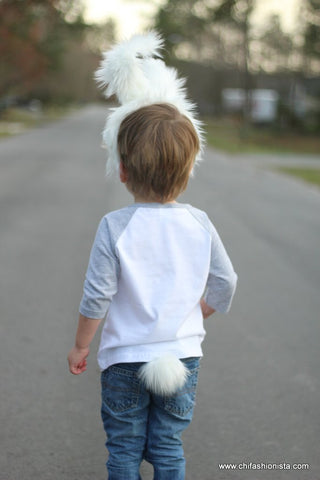 Bunny Tail - Easter