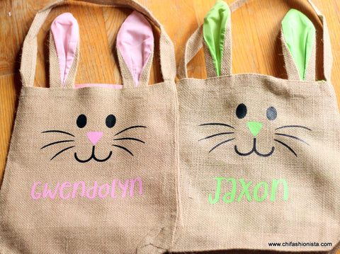 Pre-Order Easter Bunny Bags