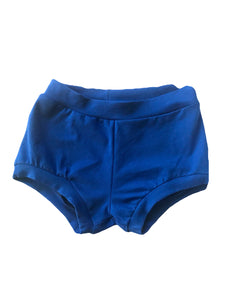 Royal Blue Bummies or Shorties
