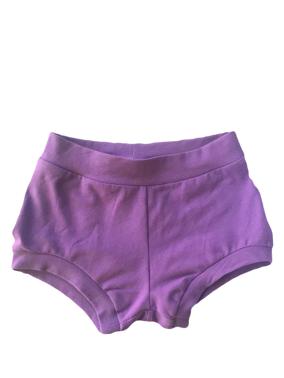 Lilac Bummies or Shorties