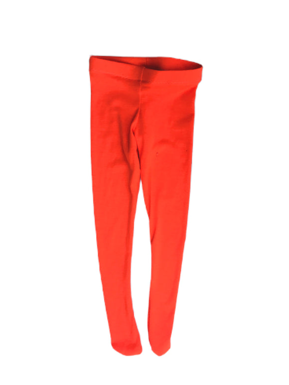 Neon Orange Tights
