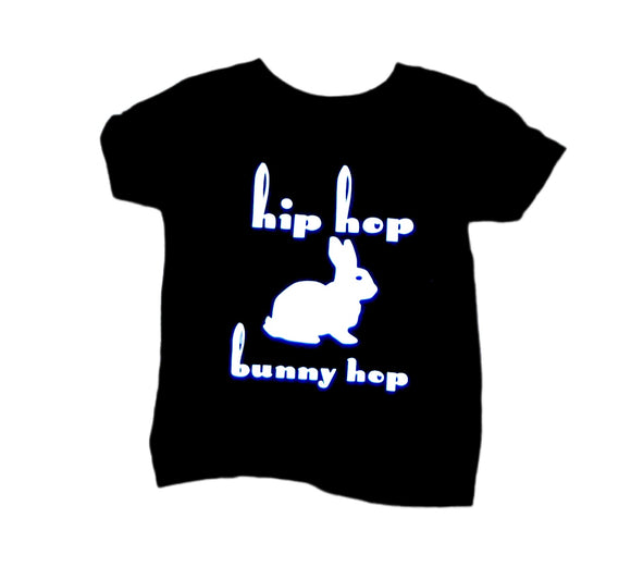 Hip Hop Bunny Hop Easter Shirt