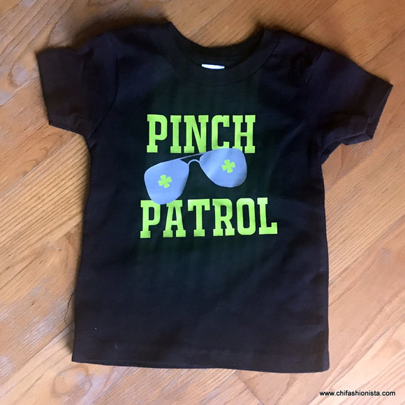 Pinch Patrol- St. Patrick's Day Tee