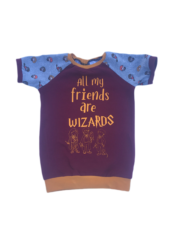 Wizard Friends