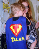 Personalized Super Hero Cape