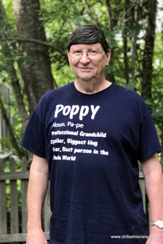 Poppy Shirt- Father's Day Shirt