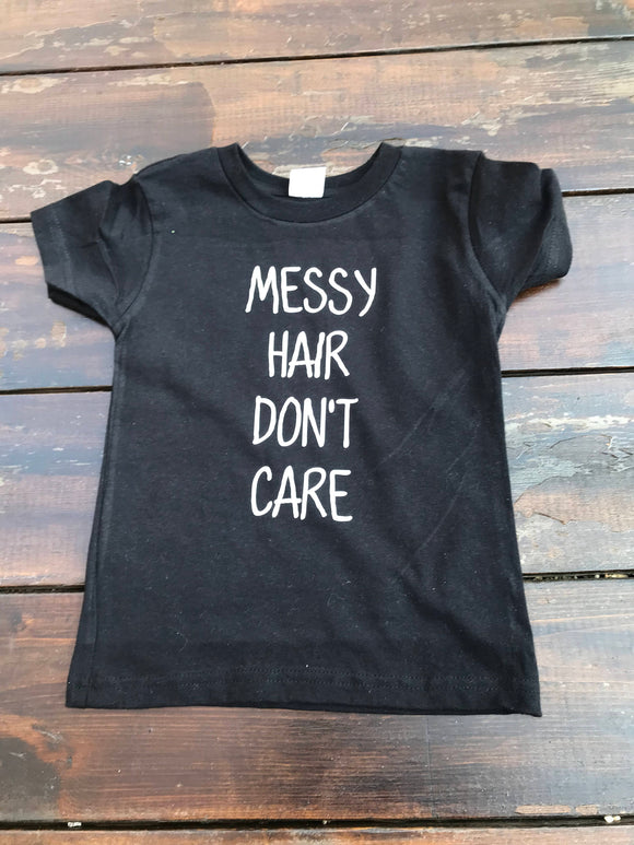 Handcrafted Children's Clothing, Clothing for Children and Parents, Messy Hair Don't Care, chi-fashionista