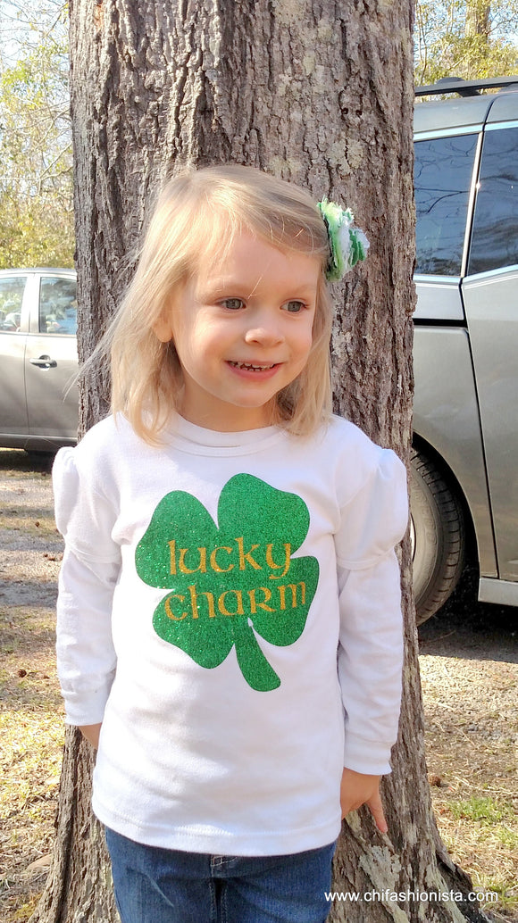 Lucky Charm - St. Patrick's Day Shirt