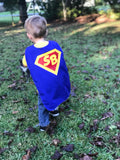 Spina Bifida Hero Cape - Super Hero Cape for Special Needs Kids