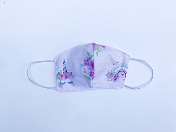 Unicorn crown Cloth Face Mask