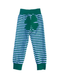 Clover Stripe Joggers- St. Patrick's Day