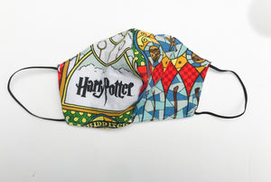 HP stained glass Cloth Face Mask