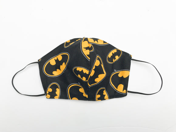 Bat hero Cloth Face Mask