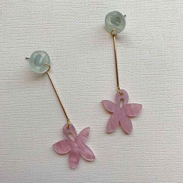 Fleur Dangles - CHOOSE DESIGN