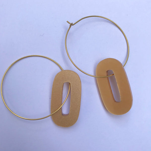 'OMG' Hoops - CHOOSE COLOUR