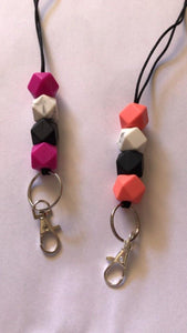 Tropicolo Hexagon Lanyard