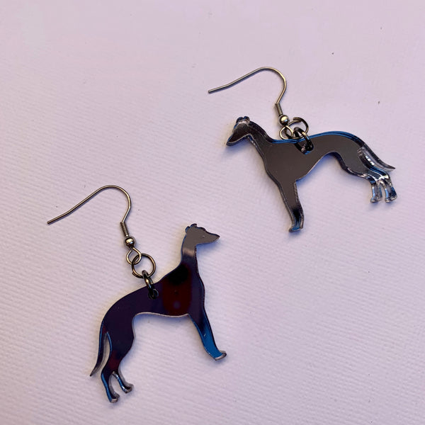 Greyhound Hooks & Hoops PART 2 - CHOOSE COLOUR