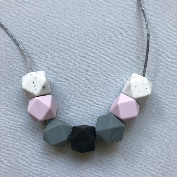 Lilac Fields Necklace