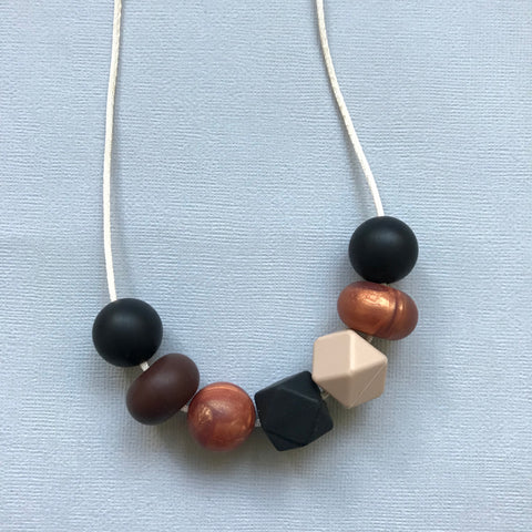 Sweet Like Chocolate Necklace