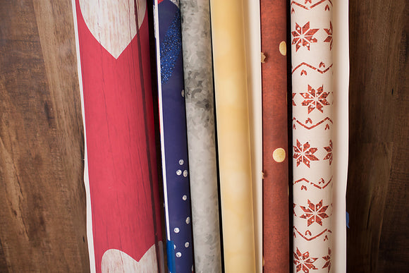 Holiday Backdrops Lot (6 pieces)