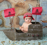 LAST ONE - Pirate Ship (ready to ship)