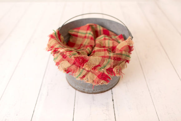 Holiday Burlap