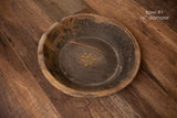 LIMITED - READY TO SHIP - OOAK Vintage Bowls