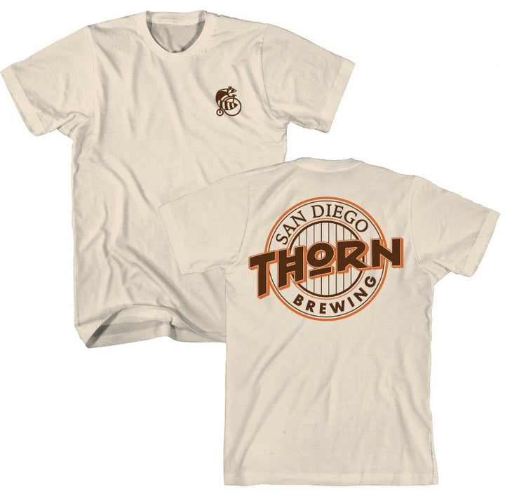 Padres Inspired Tee - Thorn Brewing