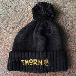 Beanie with Pom Pom - Thorn Brewing